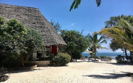 Tanzanie - Zanzibar letecky na 9 dnů, polopenze