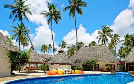 Tanzanie - Zanzibar letecky na 9 dnů