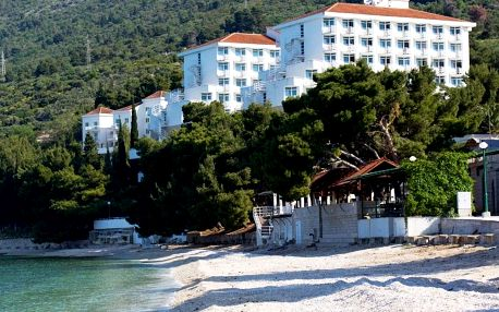 Chorvatsko - Gradac na 8 dnů, all inclusive