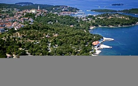 Chorvatsko - Istria autobusem na 10 dnů