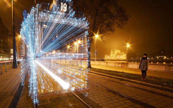 O víkendu do adventní Budapešti na 1 noc   1 osoba   2 dny (1 noc)   So 21. 12. – Ne 22. 12. 20192
