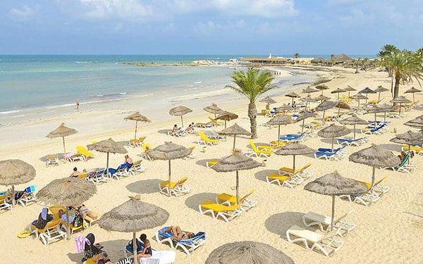 02.06.2020 - 13.06.2020 | Tunisko, Djerba, letecky na 12 dní all inclusive2