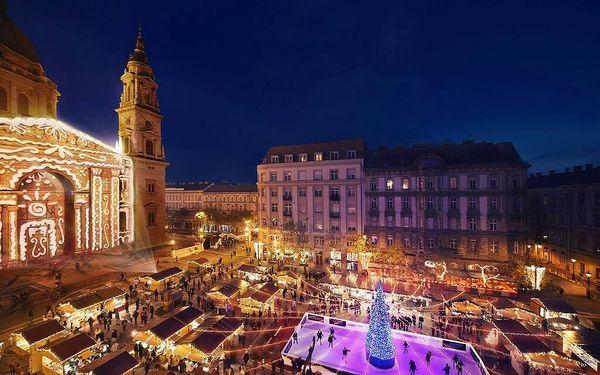 O víkendu do adventní Budapešti na 1 noc   1 osoba   2 dny (1 noc)   So 21. 12. – Ne 22. 12. 20193