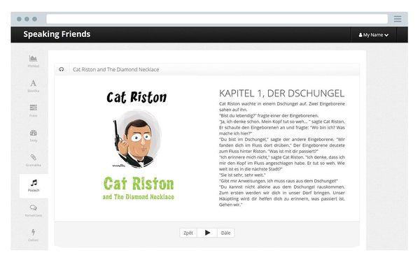 Roční online kurz němčiny + 1 přístup pro druhou osobu zdarma5