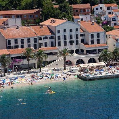 Chorvatsko - Podgora na 8 až 10 dní, polopenze nebo snídaně s dopravou autobusem nebo letecky z Ostravy, Podgora