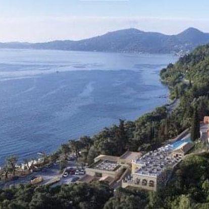 Řecko - Korfu letecky na 8-12 dnů