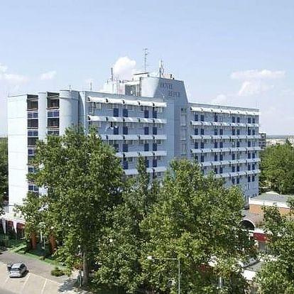 Hotel Répce, Maďarsko, Termální lázně Maďarsko, Bükfürdo