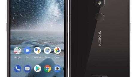 Nokia 4.2 Dual SIM černý (719901071291)
