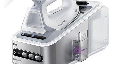 Braun CareStyle 7 Pro IS 7155WH stříbrná/bílá (451462)