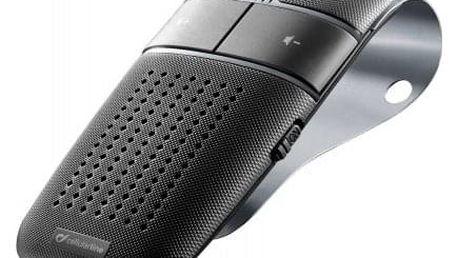 Handsfree na stínítko CELLULARLINE EASY DRIVE, černá