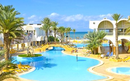 Tunisko - Djerba letecky na 12 dnů, all inclusive