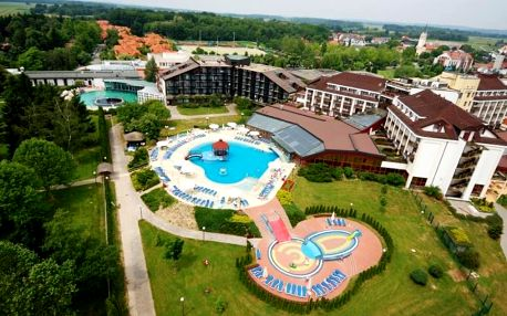 Moravské Toplice - hotel Ajda ****