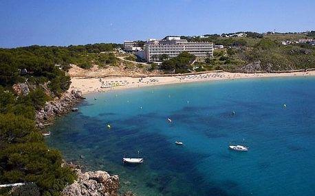 Menorca, Club Hotel Aguamarina - pobytový zájezd, Menorca