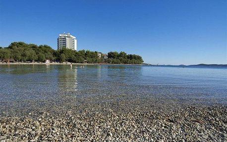 Chorvatsko - Vodice na 8 až 9 dní, snídaně s dopravou letecky z Ostravy, Vodice