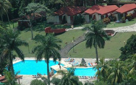 Kuba letecky na 9-12 dnů, strava dle programu