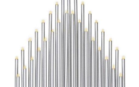 Nexos 65870 Vánoční dekorace svícen, 33 LED