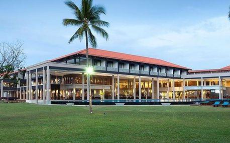 Srí Lanka - Beruwela na 9 dní, snídaně, polopenze, plná penze nebo all inclusive s dopravou letecky z Prahy, Beruwela