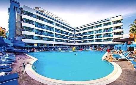 Turecko - Alanya letecky na 11-15 dnů, all inclusive