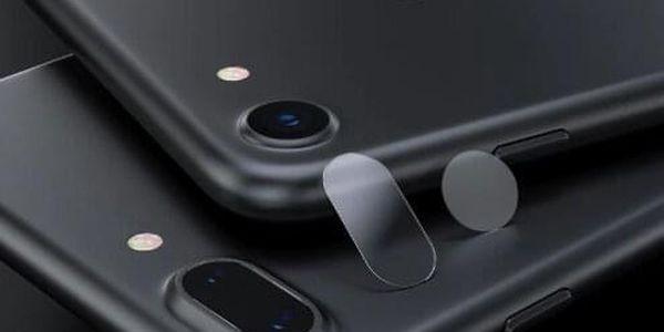 Tvrzené sklo na fotoaparát iPhone 8 Plus2