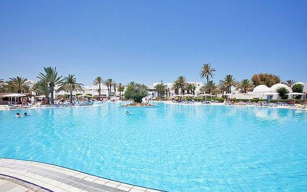 02.06.2020 - 09.06.2020   Tunisko, Djerba, letecky na 8 dní all inclusive2