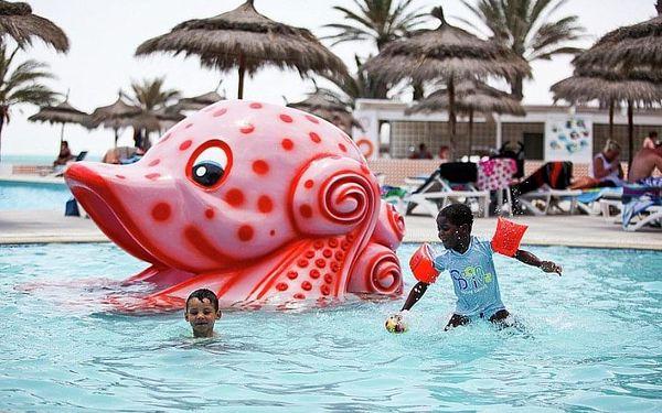 02.06.2020 - 09.06.2020   Tunisko, Djerba, letecky na 8 dní all inclusive4