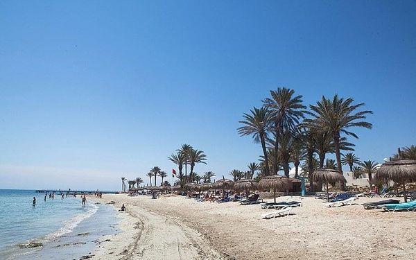 02.06.2020 - 09.06.2020   Tunisko, Djerba, letecky na 8 dní all inclusive5