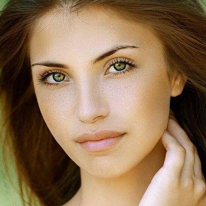 Kosmetické ošetření s možností barvení řas nebo obočí