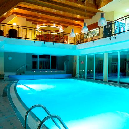 Wellness resort ELAND *** s polopenzí
