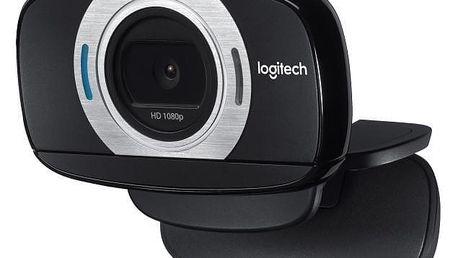 Logitech C615 HD černá (960-001056)