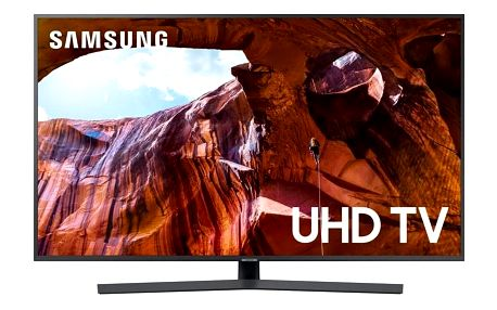 Samsung UE55RU7402 šedá/titanium