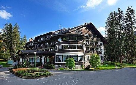 Slovinsko - Bled na 3 dny, polopenze, Bled