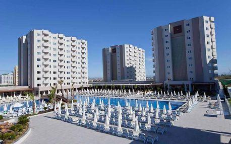 Turecko - Antalya na 8 až 15 dní, all inclusive s dopravou letecky z Prahy, Antalya