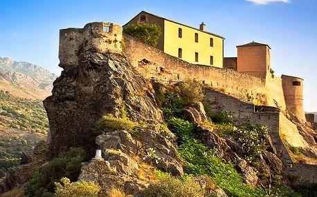 Nezkrotná Korsika