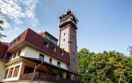 Odpočinek v penzionu Vyhlídka v Českém ráji s polopenzí až do zimy