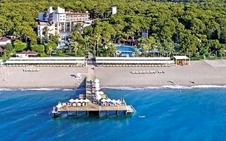 Turecko - Kemer letecky na 8 dnů, ultra all inclusive