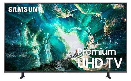 Samsung UE55RU8002 šedá