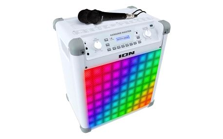 ION Karaoke Star bílý