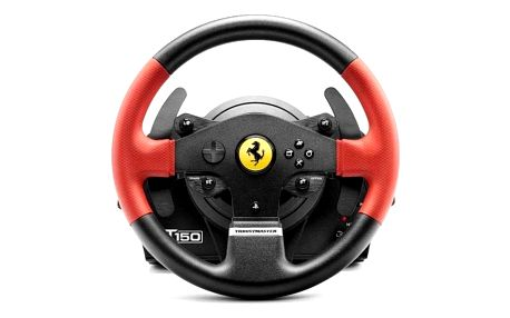 Thrustmaster T150 Ferrari pro PS4, PS3, PC + pedály černý (4160630)