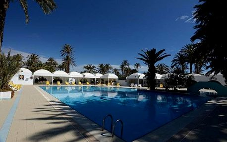 Tunisko - Zarzis letecky na 8-12 dnů, all inclusive