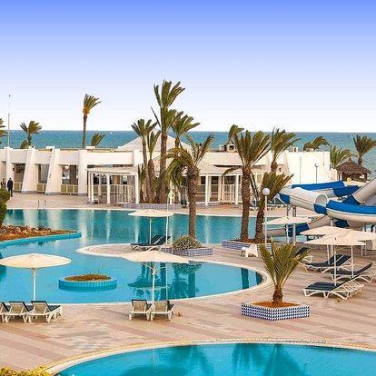 Tunisko - Djerba na 8 dní, all inclusive s dopravou letecky z Prahy, Djerba