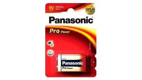 Panasonic Pro Power 9V, 6LR61, blistr 1ks