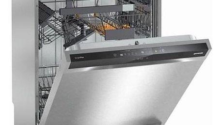 Gorenje GS66260X stříbrná