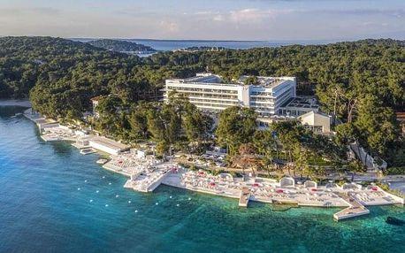 Chorvatsko - Lošinj na 3-4 dny, snídaně v ceně