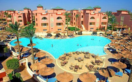 Egypt - Hurghada na 8 až 15 dní, all inclusive s dopravou letecky z Prahy, Hurghada