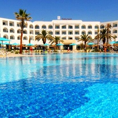 Tunisko - Hammamet na 8 až 11 dní, all inclusive s dopravou letecky z Prahy, Hammamet