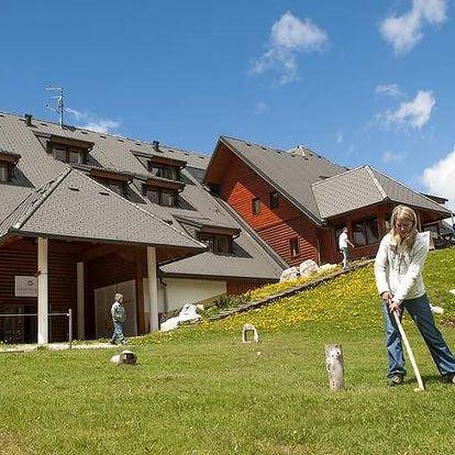Slovinsko - Julské Alpy na 3 až 7 dní, polopenze, Julské Alpy