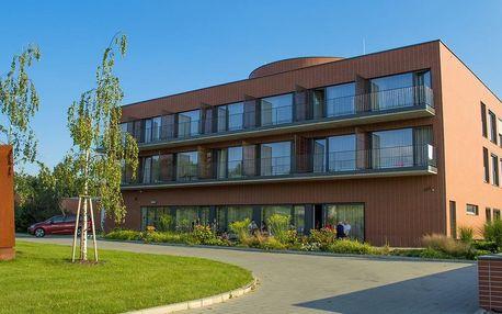 Moderní hotel zasazen do krásné přírody na úpatí Oderských vrchů