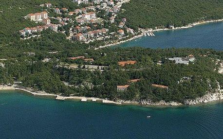 Chorvatsko - Crikvenica na 8 až 10 dní, polopenze s dopravou autobusem, Crikvenica
