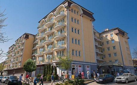 Maďarsko - Balaton na 3 dny, polopenze, Balaton
