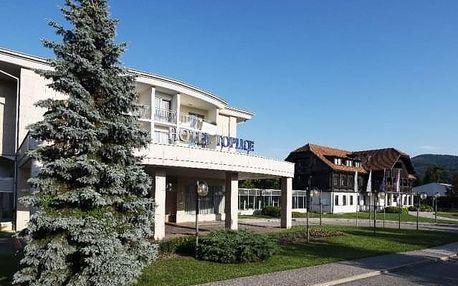 Hotel Toplice, Slovinsko, Termální lázně Slovinsko, Čatež